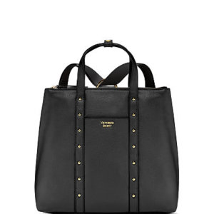 Convertible Backpack black